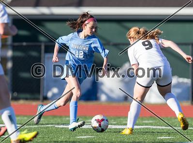 Yorktown @ Langley Girls JV Soccer (18 Mar 2015)
