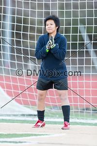 Yorktown @ Langley Girls Var Soccer (18 Mar 2015)