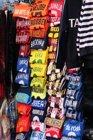 Italy, Venice, Tourist Soccer T Shirts