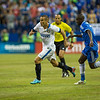 Palacio bursts past Ramires