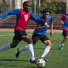 Indy Eleven tryouts - scrimmage