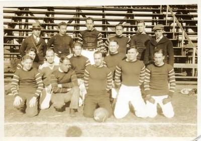 Lynchburg's First All-City Soccer Team II (01208)