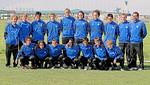 U16 Alberta Boys All Star Team<br /> Missing from photo: #1 Michal M.