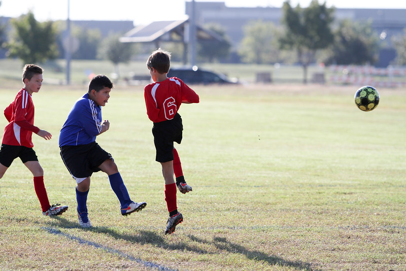 Forney Fall Classic - U12 - Game 1 - LSA Timberwolves vs. Forney No Fear