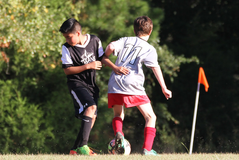 LSA Regular Season U14 - Game 6 - Titans vs. Mineola Texans