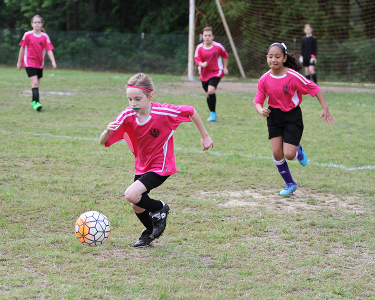 LSA Regular Season U10 - Game 5 - Goal Diggers vs. Titans