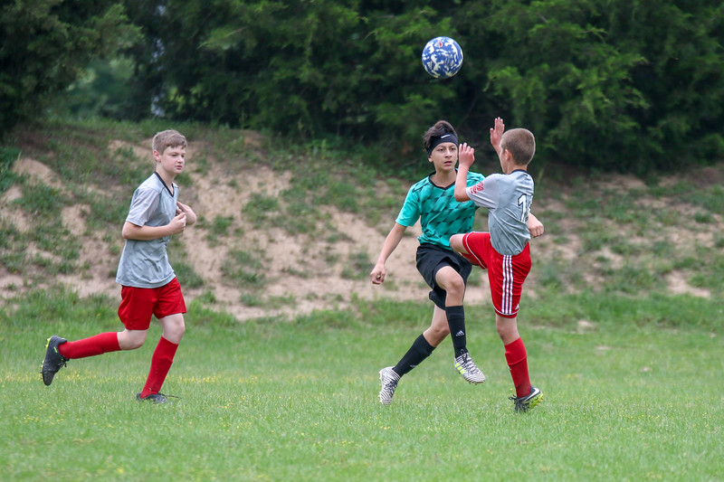 LSA Regular Season U14 - Game 8 - Titans vs. Texans