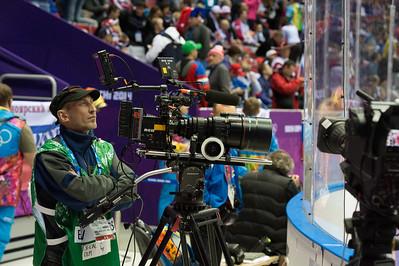 Russia-Norway Ice Hockey 18.2.2014