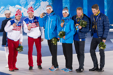 Medal ceremonies 20.2