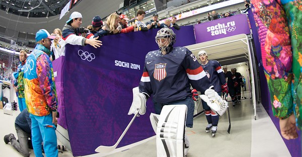 22.2 Finland-USA ice hockey bronze game