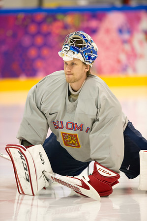 9.2.2014 men´s ice hockey practice