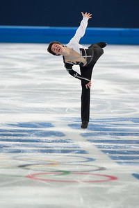 Men´s short program 6.2.2014