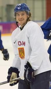 Vatanen 18.2 training session