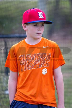 HHA Varsity Softball vs Cathedral 2-28-17