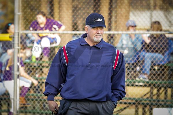 Softball HHA vs Branchville 2-29-16