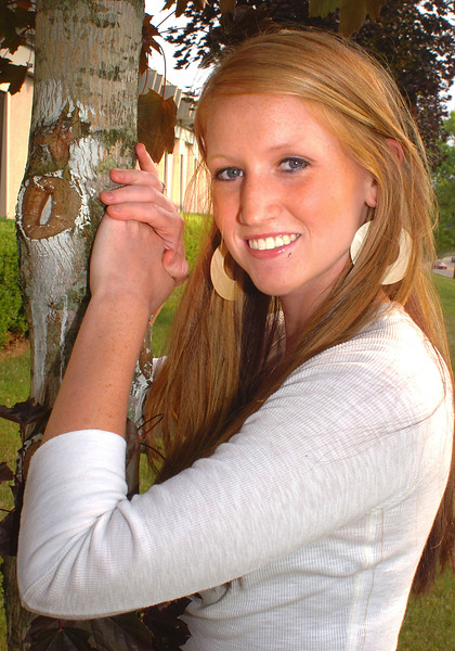 Holly Gilliam from Powell Valley High School, Times News softball players of the year. Photo by ned Jilton II