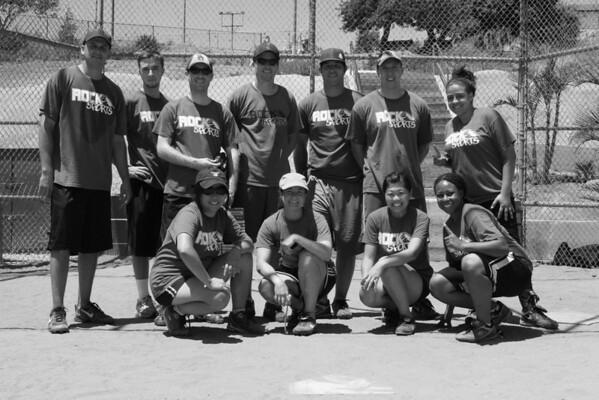 Softball 2010 Champions RockFish