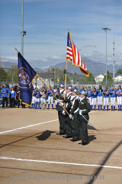 USHAA softball baseball 10-0009-F009