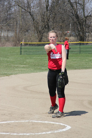 Softball 2014 April 12th
