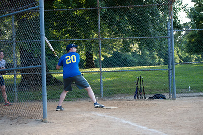 Softball 2014 - FJD versus District Attorney's office