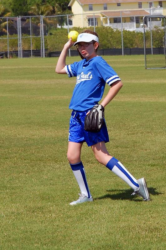 Softball - 4/6/06 - First Lutheran