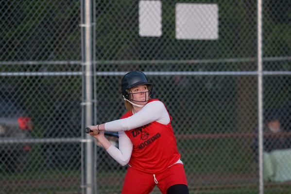 Softball Action Shots