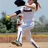 "Andie Formby,  of the California Team Mizuno, pitches in the 16-under Championship game against the  Corona, CA Angels.<br /> For more photos of the championship games, go to  <a href=""http://www.dailycamera.com"">http://www.dailycamera.com</a>.<br /> Cliff Grassmick / July 1, 2012"
