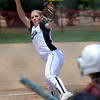 "Madison Schreyer of the SoCal Athletics pitches against the California Batbusters in the Boulder 18-under championship game on Sunday.<br /> For more photos of the championship games, go to  <a href=""http://www.dailycamera.com"">http://www.dailycamera.com</a>.<br /> Cliff Grassmick / July 1, 2012"