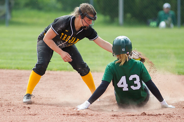Softball Districts