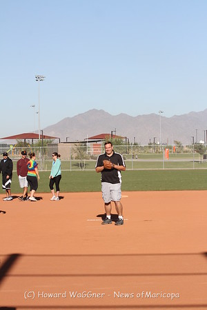 Softball benefit 11-8-2014