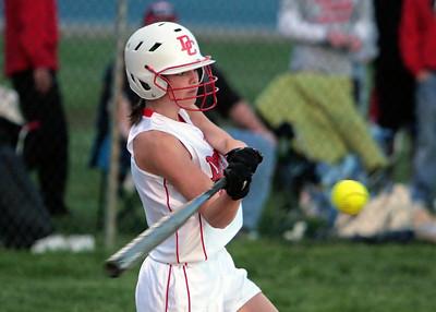 2009-04-16 DCHS at AHS JV Softball