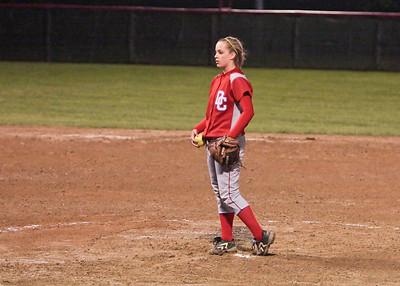 2009-04-20 DCHS vs Allen Co Scottsville Softball JV