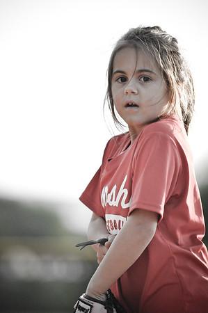 2010-04-22 Softball Red Angles