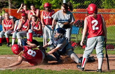 2010 Softballl JV-48
