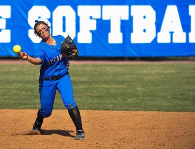 ISU softball team faces St. Louis University.