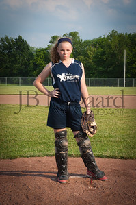 2013 Girls softball travel team-18