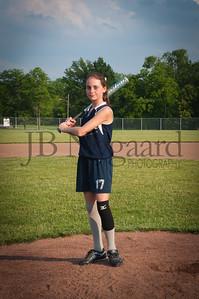 2013 Girls softball travel team-30