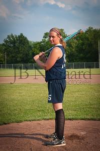 2013 Girls softball travel team-31