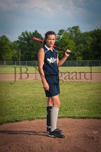 2013 Girls softball travel team-21