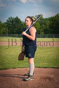 2013 Girls softball travel team-40