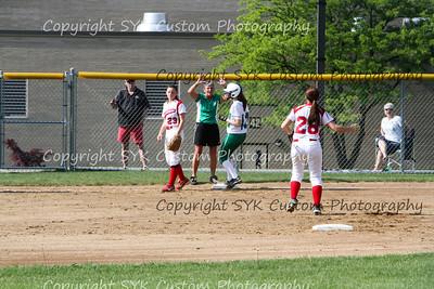 WBHS Softball at Alliance-21