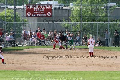 WBHS Softball at Alliance-62