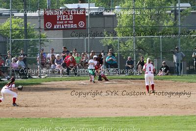 WBHS Softball at Alliance-61