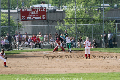 WBHS Softball at Alliance-54
