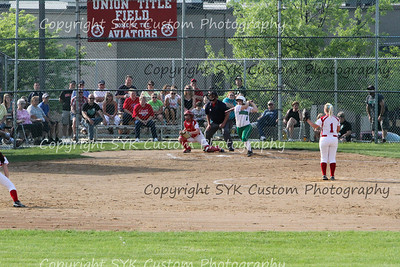 WBHS Softball at Alliance-95