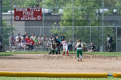 WBHS Softball at Alliance-66