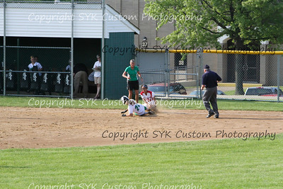 WBHS Softball at Alliance-92