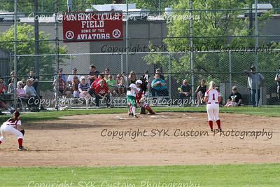 WBHS Softball at Alliance-60