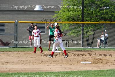 WBHS Softball at Alliance-22