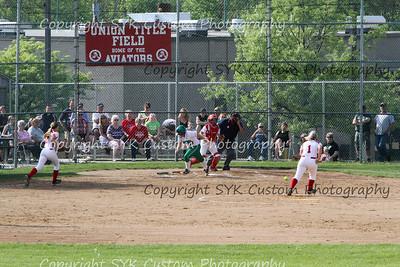 WBHS Softball at Alliance-55